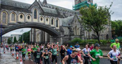 Dublín – Viaje y running