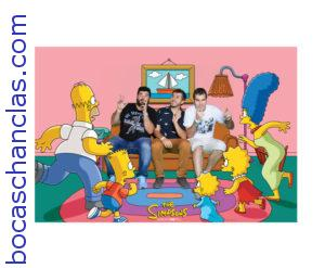 The Simpsons Madrid