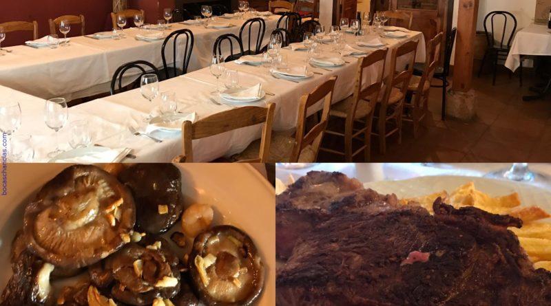 Restaurante Moranchel en El Olivar