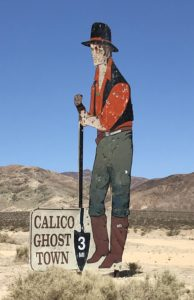 Minero Calico