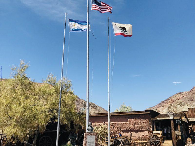 Calico Banderas