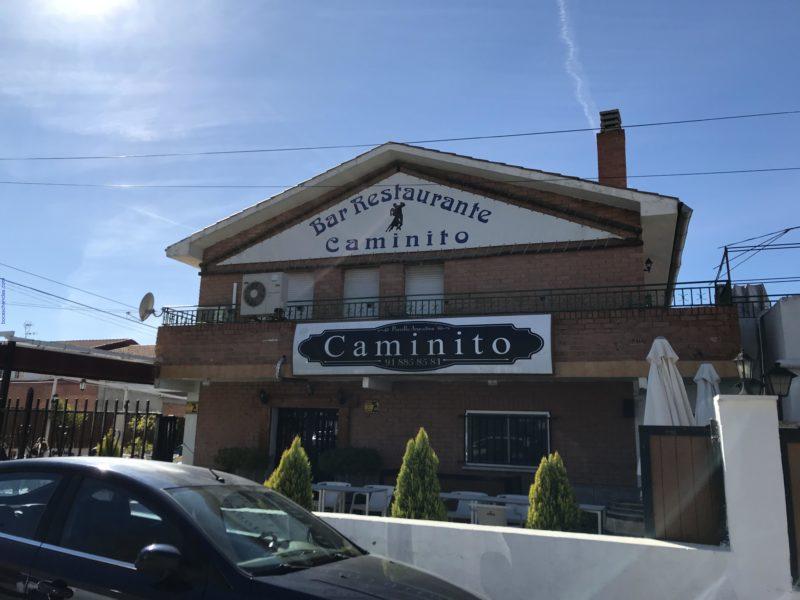 Restaurante Caminito Torres de la Alameda