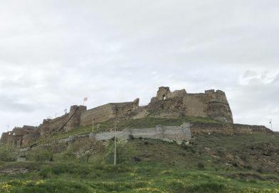 Visita a la Fortaleza de Gori (Georgia)